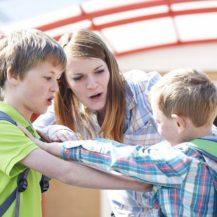 «Мужское воспитание» или надо ли учить ребенка давать сдачу?